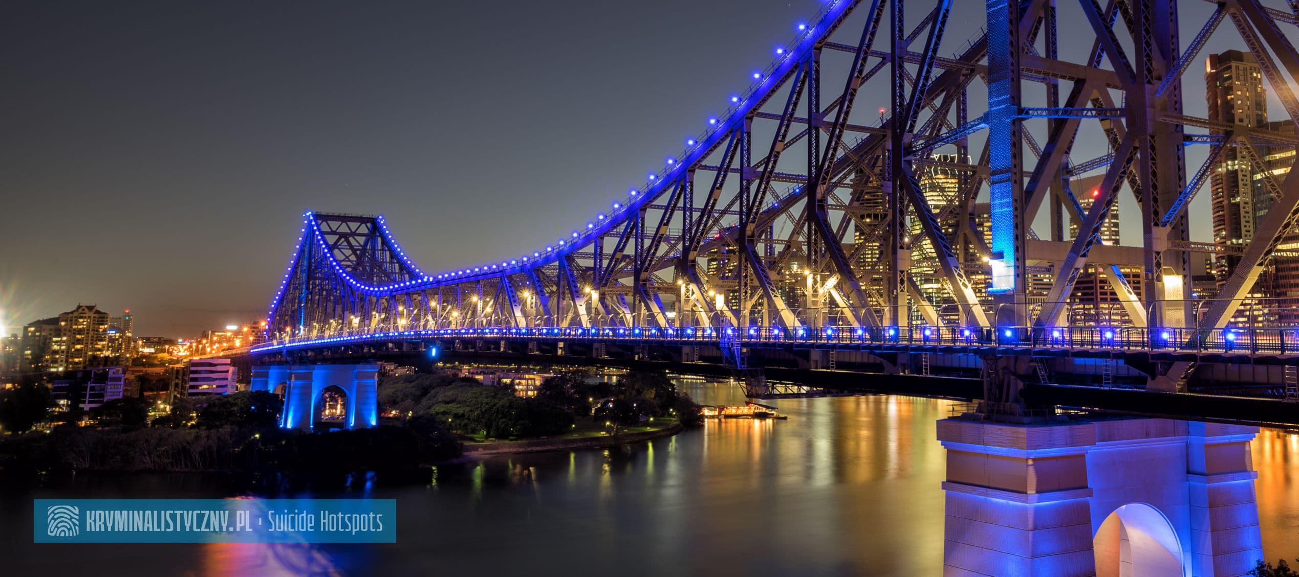 Suicide Hotspots Story Bridge Brisbane