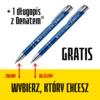 1 długopis z Denatem™ GRATIS - wybierz, który chcesz otrzymać