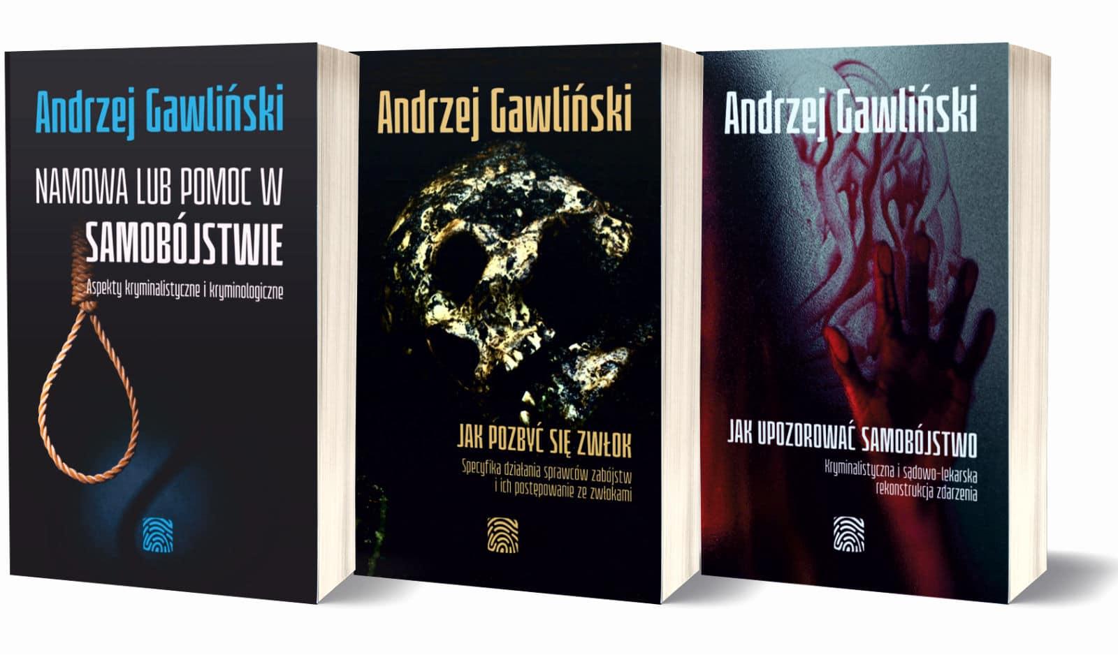 Andrzej Gawliński - książki