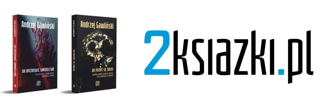 2 książki o zwłokach