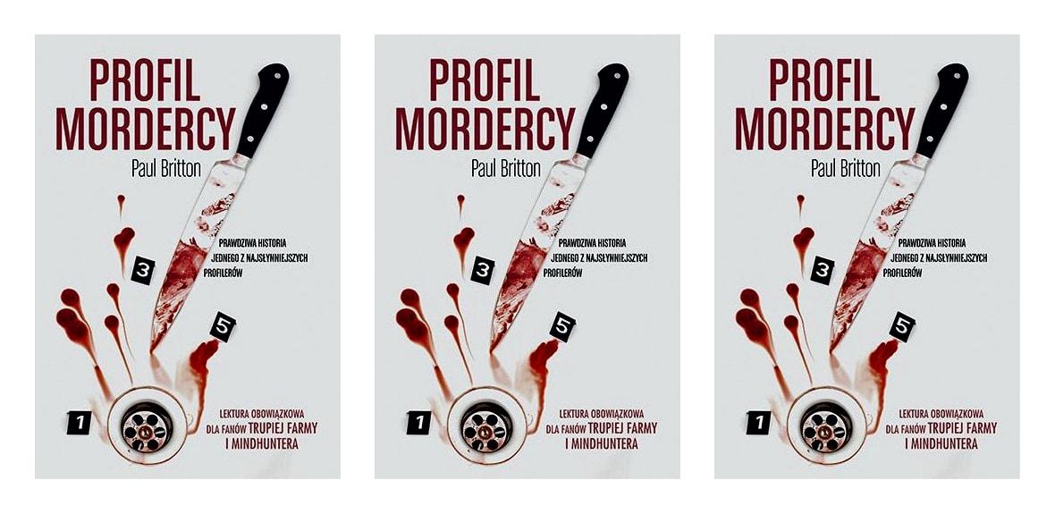 Profil mordercy - wygraj egzemplarz