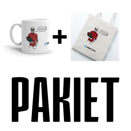 Pakiet - Kubek z Denatem™ plus Torba z Denatem™