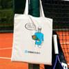 Torba z Denatem™ - tenis - druga strona