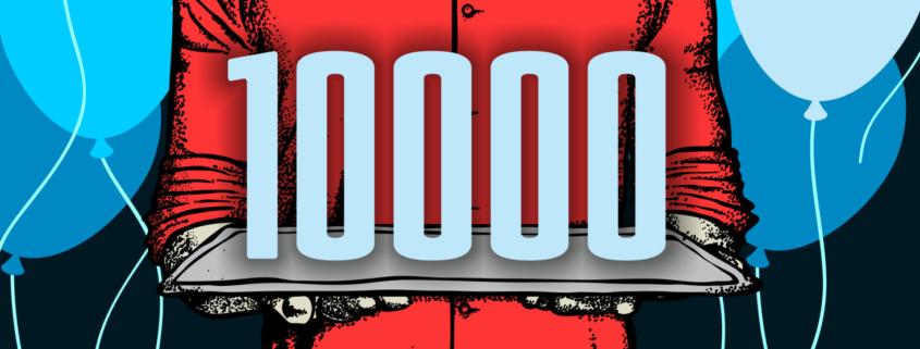kryminalistyczny.pl 10 000 lajków na Facebooku
