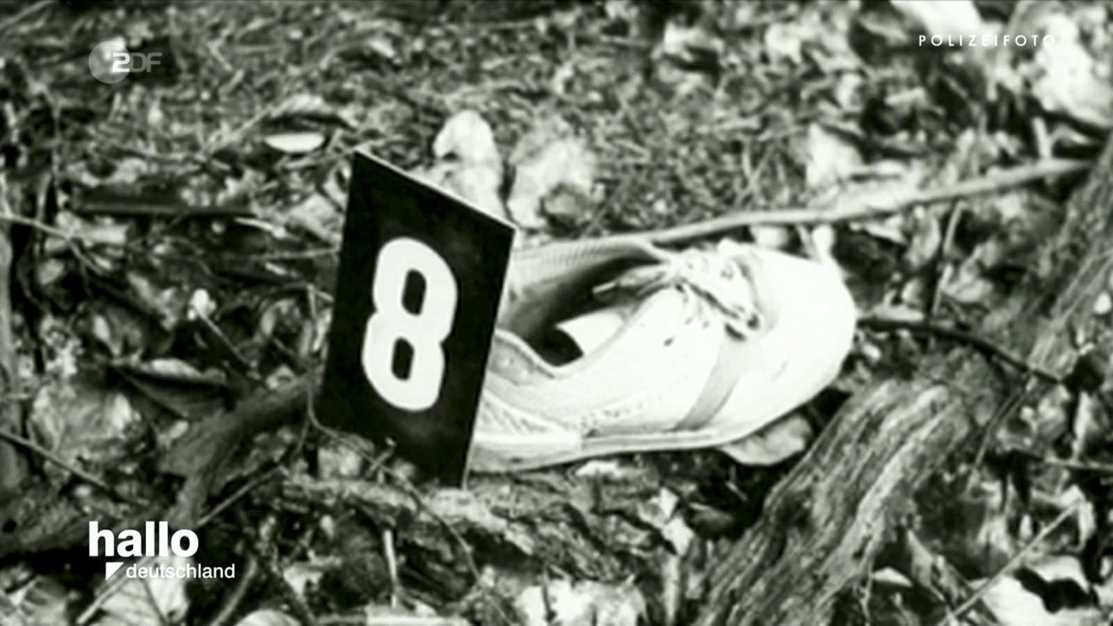 Ślady znalezione na miejscu zbrodni - 1