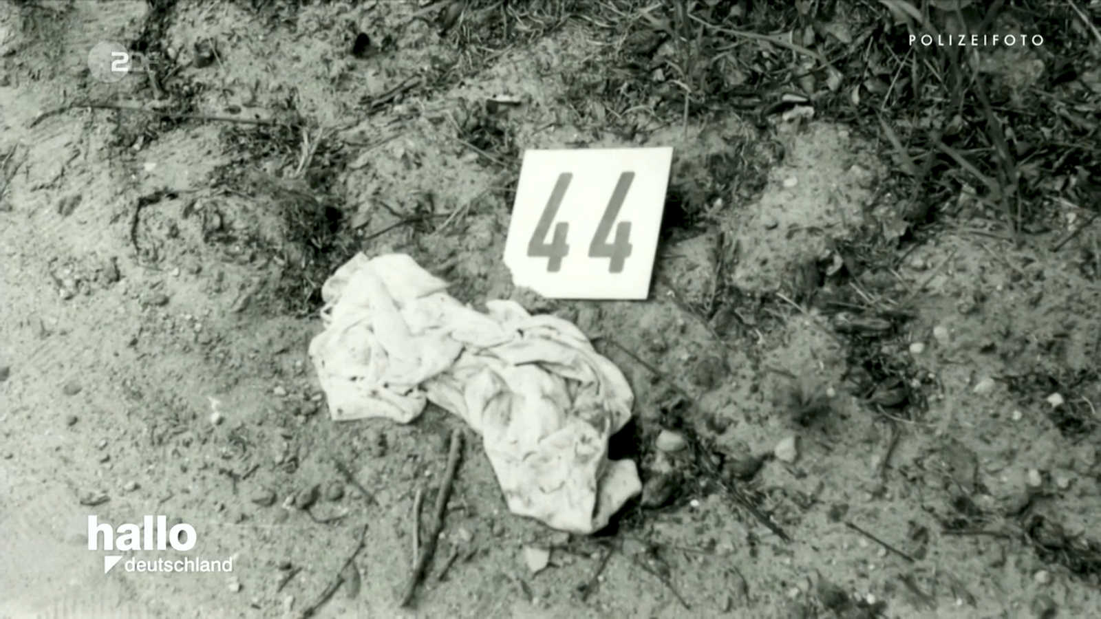 Ślady znalezione na miejscu zbrodni - 2