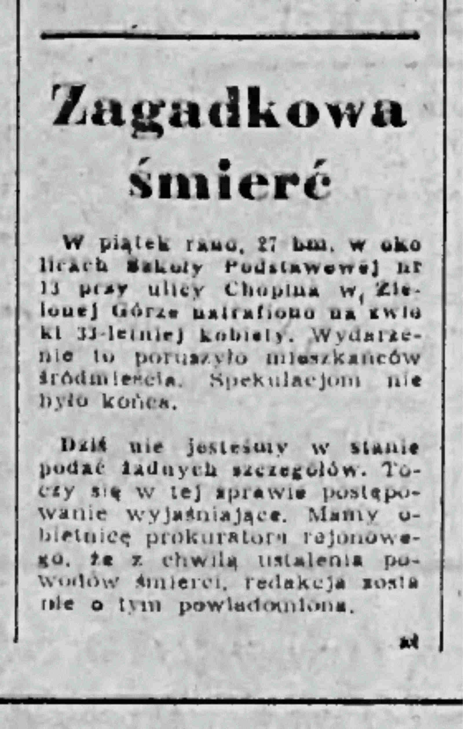 Gazeta Lubuska 29.11.1987
