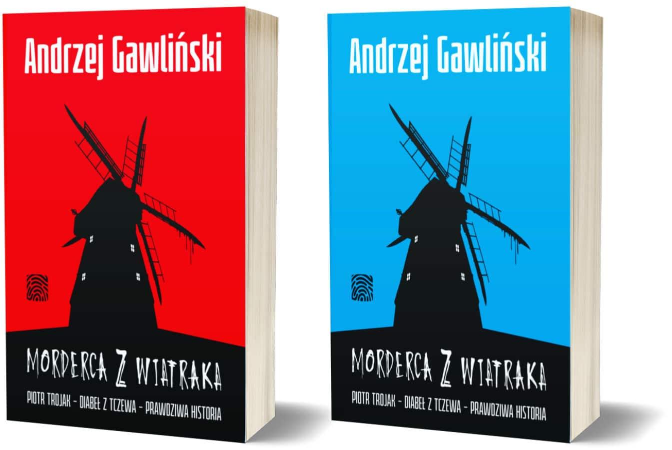 Morderca z wiatraka - książka