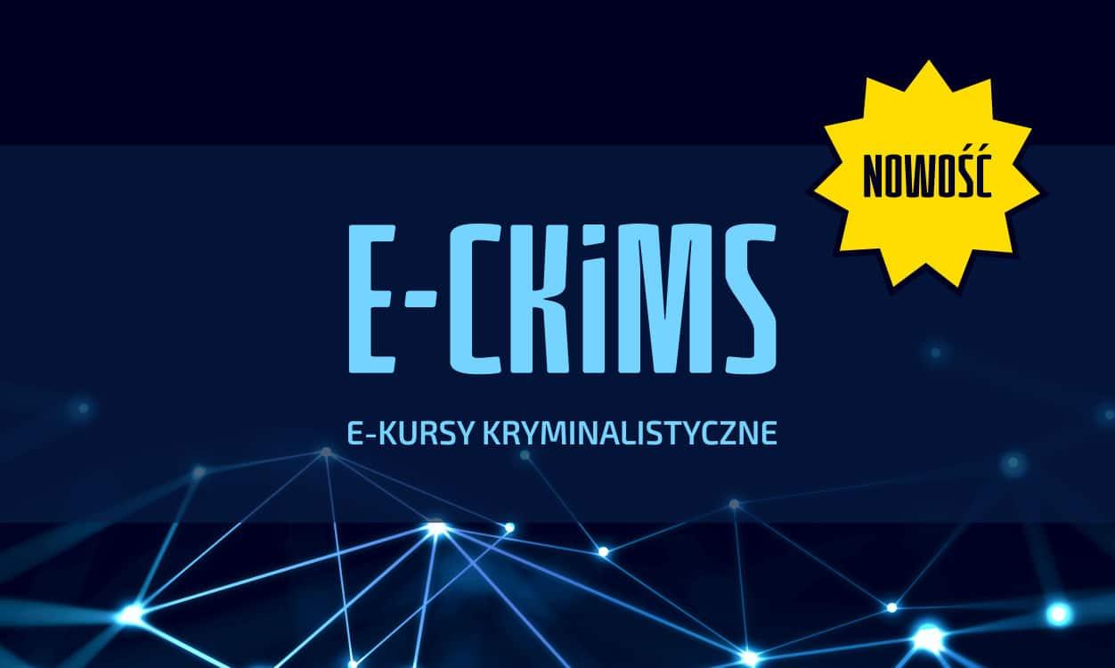 E-kursy kryminalistyczne