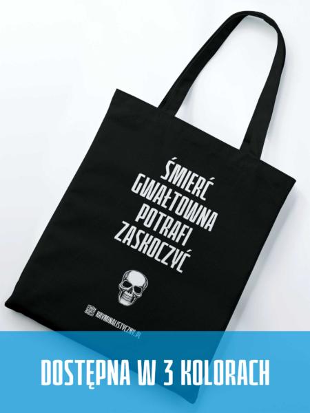 Torba z Denatem™ kryminalistyczny.pl