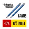 Przykładowe długopisy z Denatem™